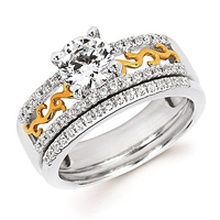 The History of Engagement Rings  EngagementRing2-52