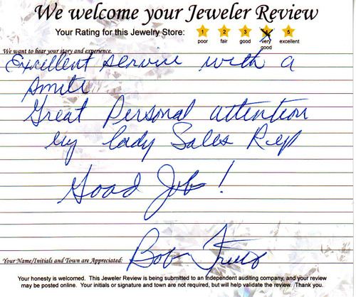 Excellent service with a smile. bob-trelly-2011-06-10a-2