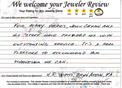 Its a real pleasure to recommend him whenever we can. hrjohn-johncryan25a-62